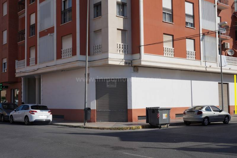 Long time Rental - Commercial Premises - Almoradí