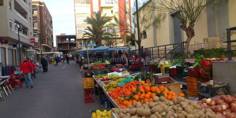 Markets in Costa Blanca South