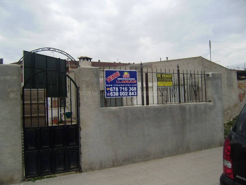 Resale - Land - Almoradí
