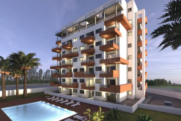 Apartment /Flat - New Build - Guardamar del Segura - Guardamar del Segura