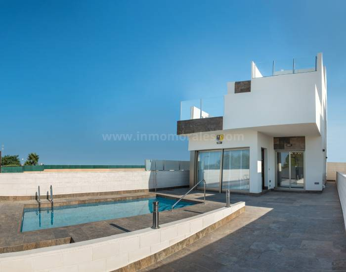Detached House / Villa  - New Build - Orihuela Costa - Orihuela Costa