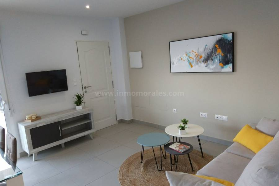 Nouvelle construction - Appartement - La Marina