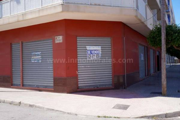 Commercial Premises - New Build - Almoradí - Almoradí