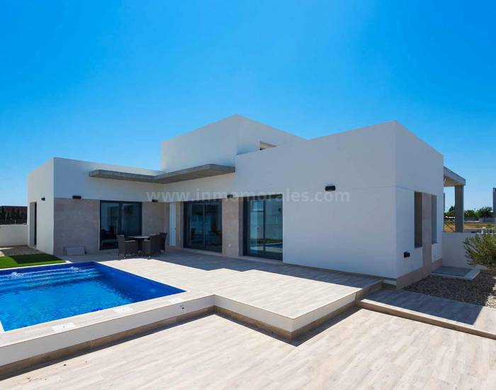 Detached House / Villa  - New Build - Daya Nueva - Daya Nueva