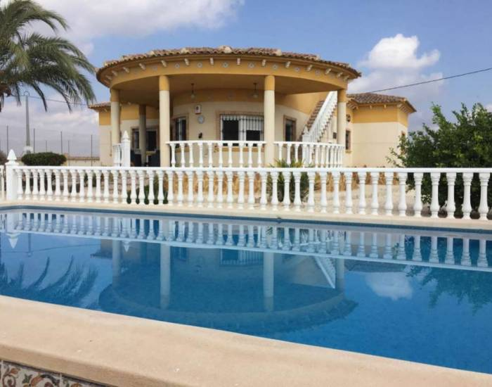 Country Villa - Resale - Catral - Catral