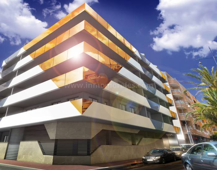 Apartment /Flat - New Build - Torrevieja - Torrevieja