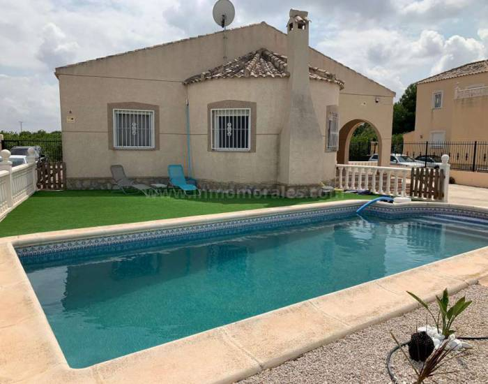 Country Villa   - Resale - Orihuela - Orihuela