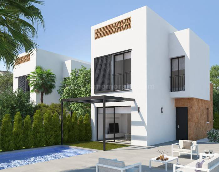 Detached House / Villa  - New Build - Benijófar - Benijófar